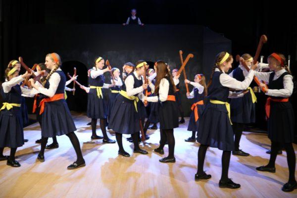Daisy Pulls It Off, Lower School Play 2018