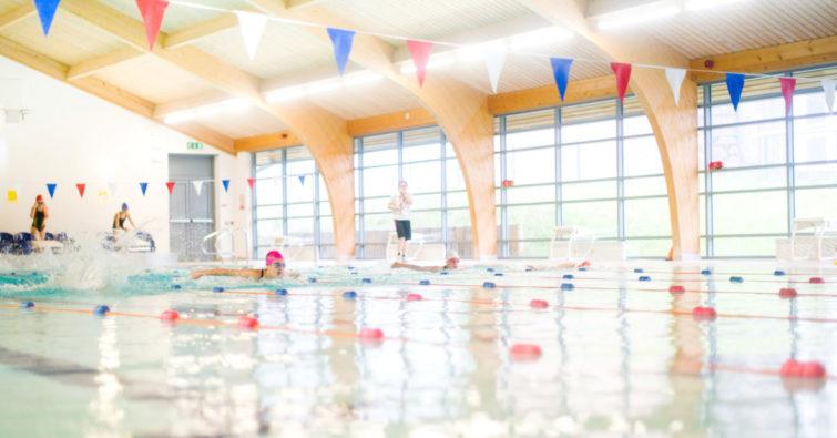 Swimmers unbeaten in Kent