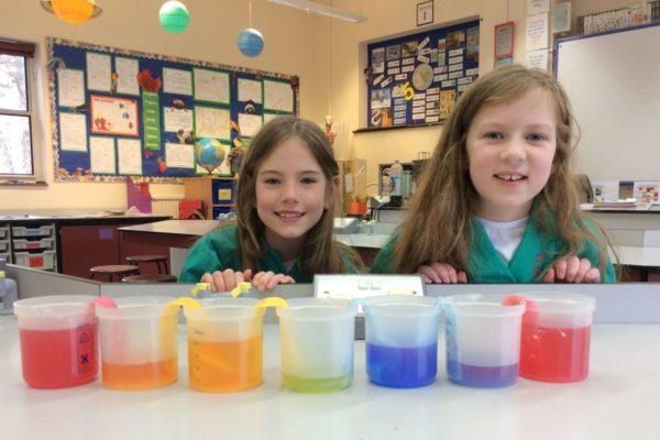 Science in Technicolour