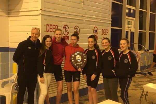 Kent Swimming Champions – again