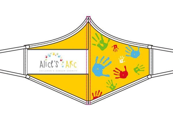 Alice's Arc face masks