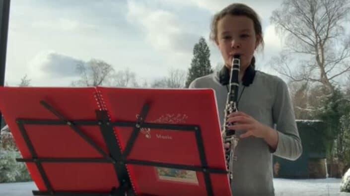 Junior School Musical Tea, February 2021