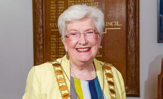 Mayoral alumna