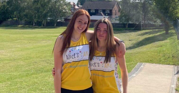 Alice's Arc Half Marathon