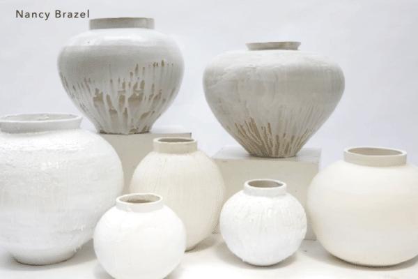 Ceramic Moon Jars