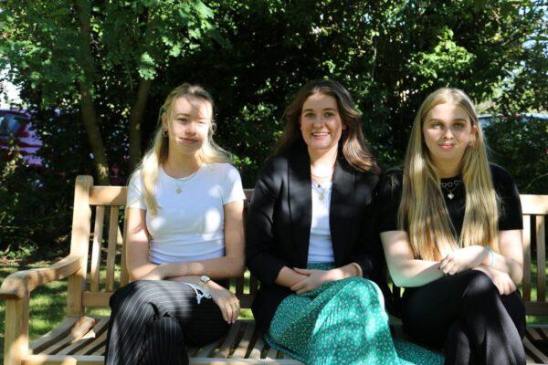 Senior School Head Girl Team