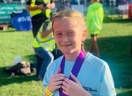Triathlon for Macmillan